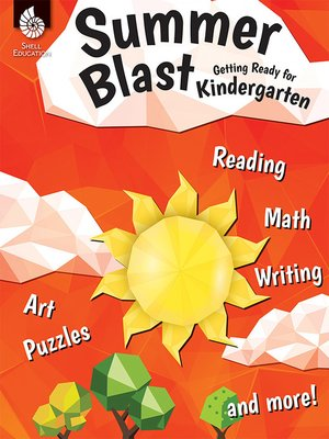 cover image of Getting Ready for Kindergarten