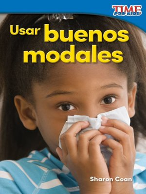cover image of Usar buenos modales (Using Good Manners)