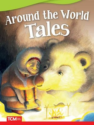 cover image of Around the World Tales Read-along eBook