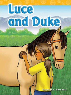 cover image of Luce and Duke