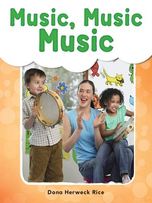 cover image of Music, Music, Music