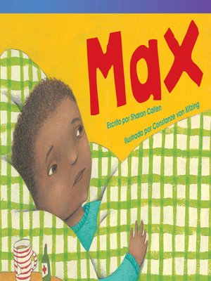 cover image of Max (Spanish Version)