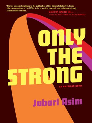 cover image of Only the Strong