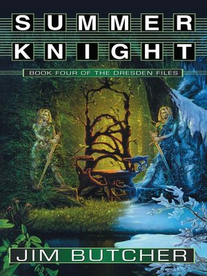 cover image of Summer Knight