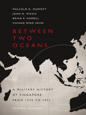 cover image of Between 2 Oceans