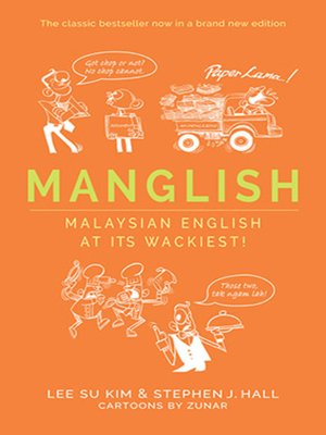 cover image of Manglish