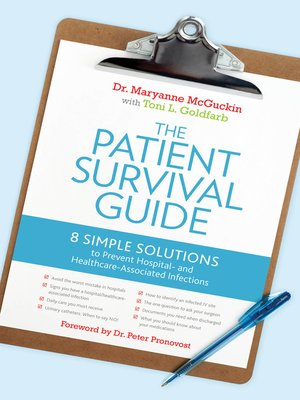 cover image of The Patient Survival Guide