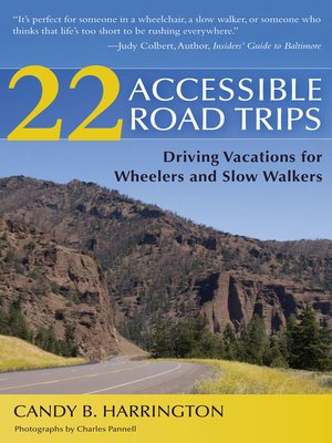 cover image of 22 Accessible Road Trips