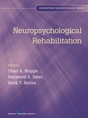 cover image of Neuropsychological Rehabilitation