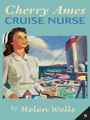 cover image of Cherry Ames, Cruise Nurse