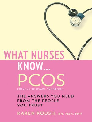 cover image of What Nurses Know...PCOS