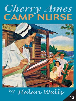 cover image of Cherry Ames, Camp Nurse