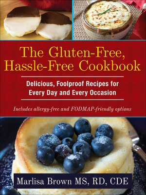 cover image of The Gluten-Free, Hassle Free Cookbook