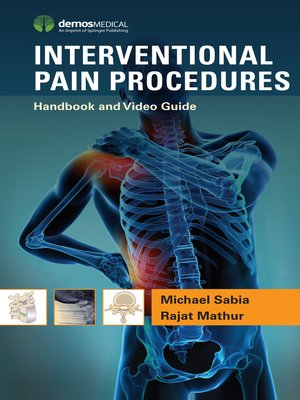 cover image of Interventional Pain Procedures