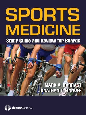 cover image of Sports Medicine