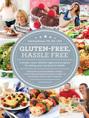 cover image of Gluten-Free, Hassle Free