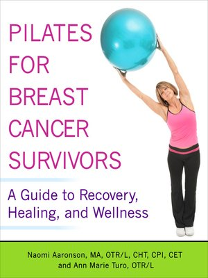 cover image of Pilates for Breast Cancer Survivors