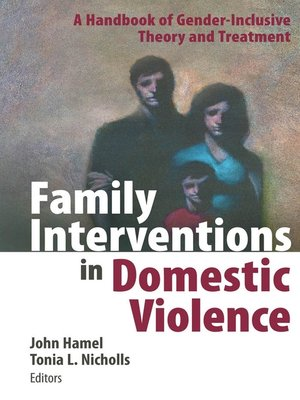 cover image of Family Interventions in Domestic Violence