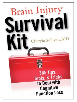 cover image of Brain Injury Survival Kit