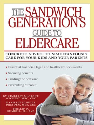 cover image of The Sandwich Generation's Guide to Eldercare