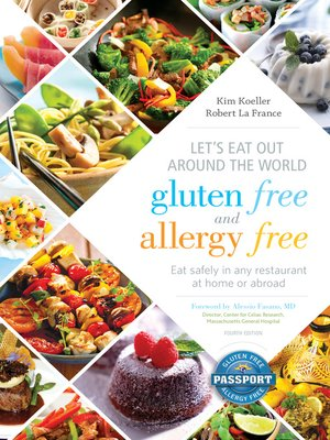 cover image of Let's Eat Out Around the World Gluten Free and Allergy Free