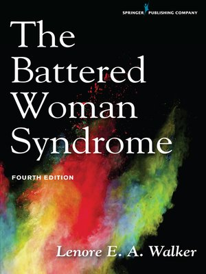 cover image of The Battered Woman Syndrome