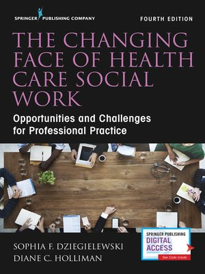 cover image of The Changing Face of Health Care Social Work