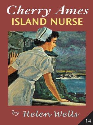 cover image of Cherry Ames Island Nurse