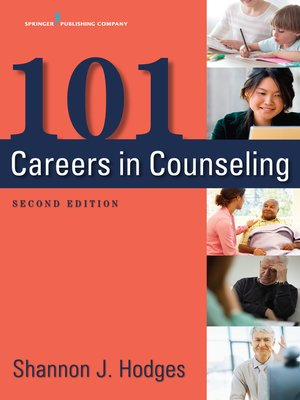 cover image of 101 Careers in Counseling