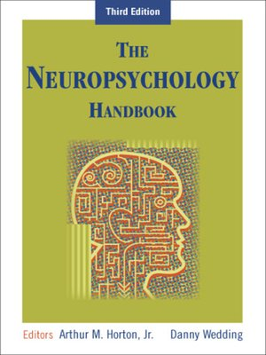 cover image of The Neuropsychology Handbook