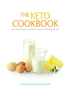 cover image of The Keto Cookbook