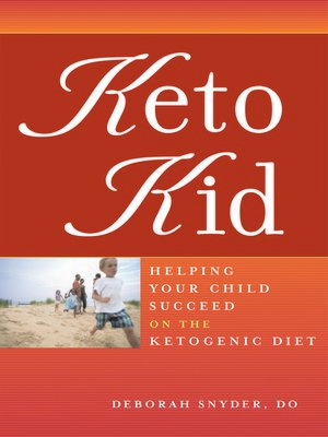 cover image of Keto Kid