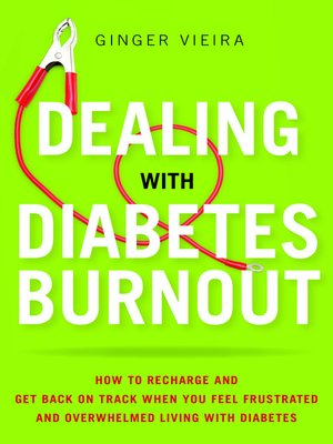 cover image of Dealing with Diabetes Burnout