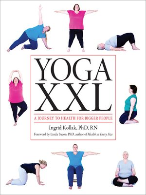 cover image of Yoga XXL