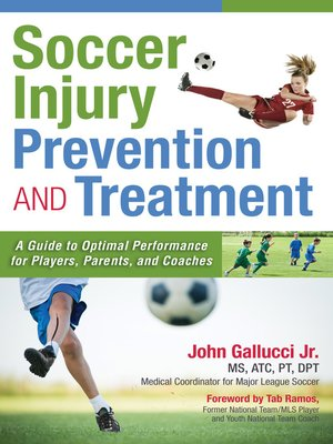 cover image of Soccer Injury Prevention and Treatment