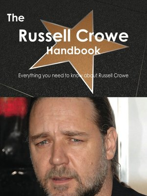 cover image of The Russell Crowe Handbook - Everything you need to know about Russell Crowe