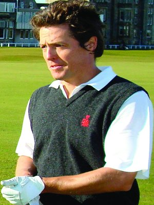 cover image of The Hugh Grant Handbook - Everything you need to know about Hugh Grant