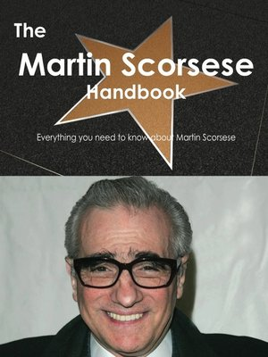 cover image of The Martin Scorsese Handbook - Everything you need to know about Martin Scorsese