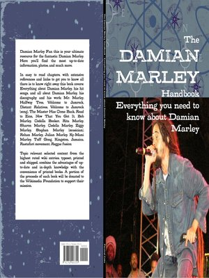 cover image of The Damian Marley Handbook - Everything you need to know about Damian Marley