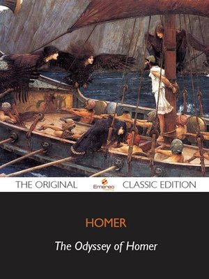 omen birds homer s oddeyssey If death is like this an analysis of the important theme of omen birds in the odyssey [ie the jungle by upton sinclair homer's the odyssey unlike the.