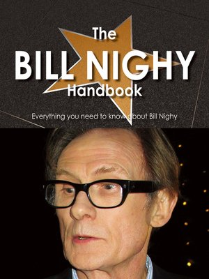 cover image of The Bill Nighy Handbook - Everything you need to know about Bill Nighy
