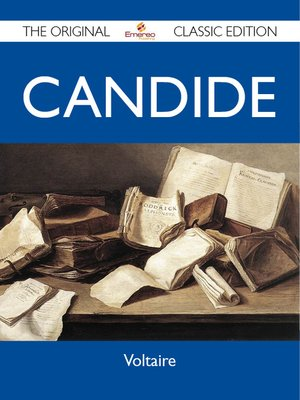 cover image of Candide - The Original Classic Edition
