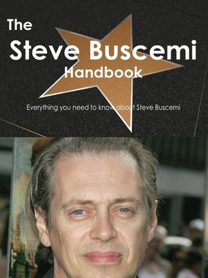 cover image of The Steve Buscemi Handbook - Everything you need to know about Steve Buscemi