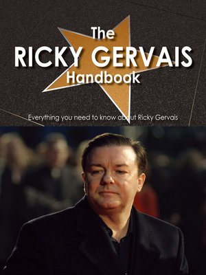 cover image of The Ricky Gervais Handbook - Everything you need to know about Ricky Gervais