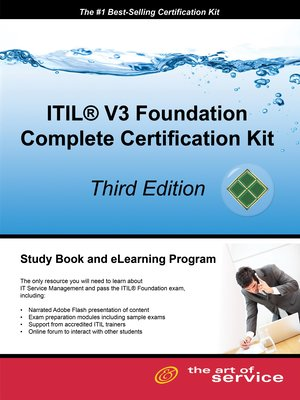 Itil V3 Foundation Cram To Pass The Exam In 7 Days Video Packt Books