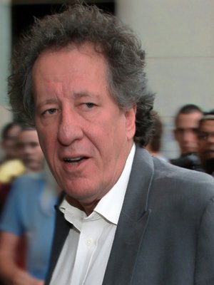 cover image of The Geoffrey Rush Handbook - Everything you need to know about Geoffrey Rush