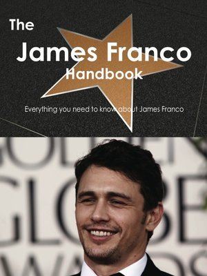 cover image of The James Franco Handbook - Everything you need to know about James Franco