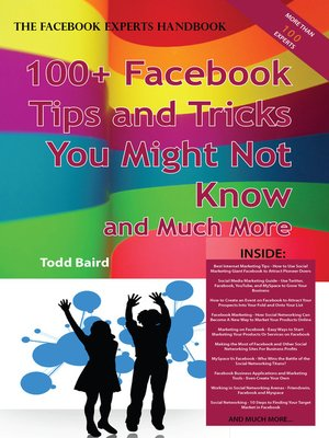 cover image of The Truth About Facebook 100+ Facebook Tips and Tricks You Might Not Know, and Much More - The Facts You Should Know