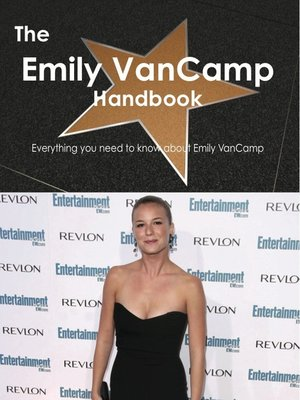 cover image of The Emily VanCamp Handbook - Everything you need to know about Emily VanCamp