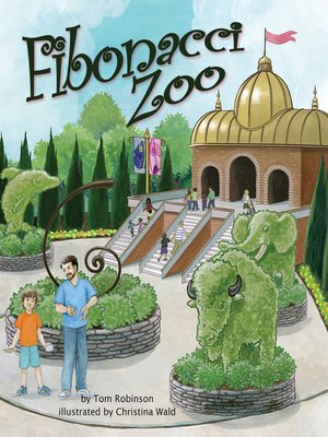 cover image of Fibonacci Zoo